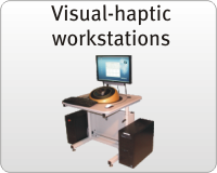 Visual-haptic workstations